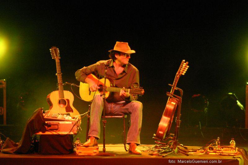 Almir Sater no CredicardHall / Setembro de 2012