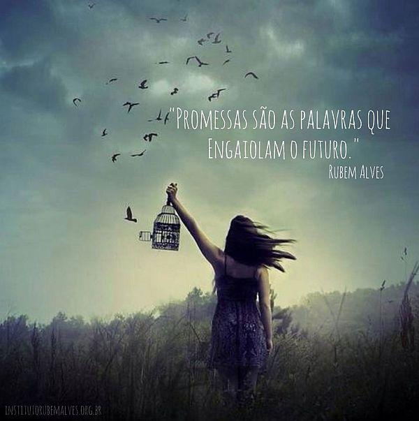 Promessas - Rubem Alves