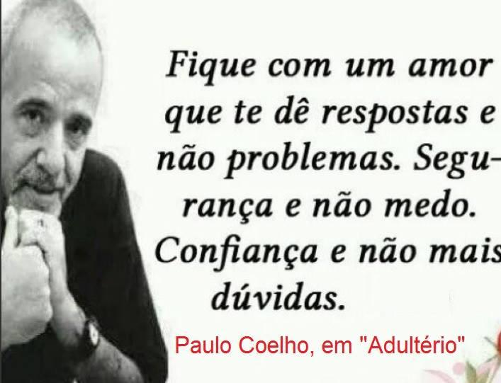 Paulo Coelho - Adulterio