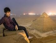 fotos proibidas das piramides