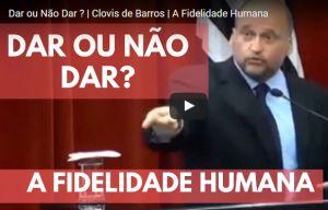 Clovis de Barros - Dar ou nao dar