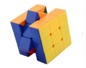 como montar cubo magico