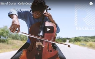 Cliffs of Dover - Cello Cover