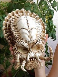 Cranio Predador Hiperrealista (8)