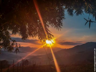 Nascente do Sol em São Bento do Sapucaí, SP