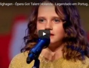 Amira Willighagen - opera Got Talent Holanda