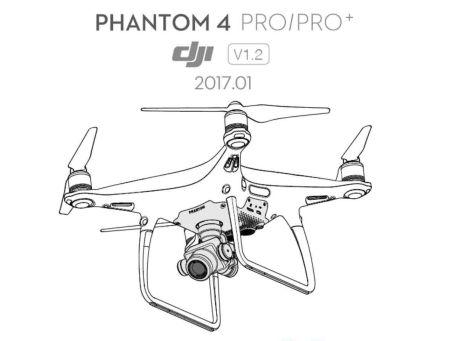 Manual DJI Phantom 4 pro +