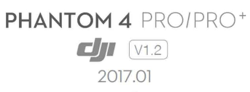 Manual DJI Phantom 4 pro + Portugues