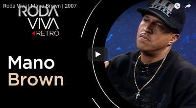 entrevista Mano Brown - Roda Viva