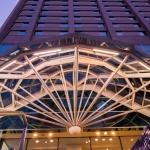 Entrada Hotel Sheraton - SP